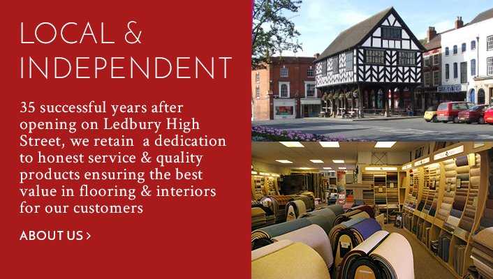 ledbury interiors carpets shop