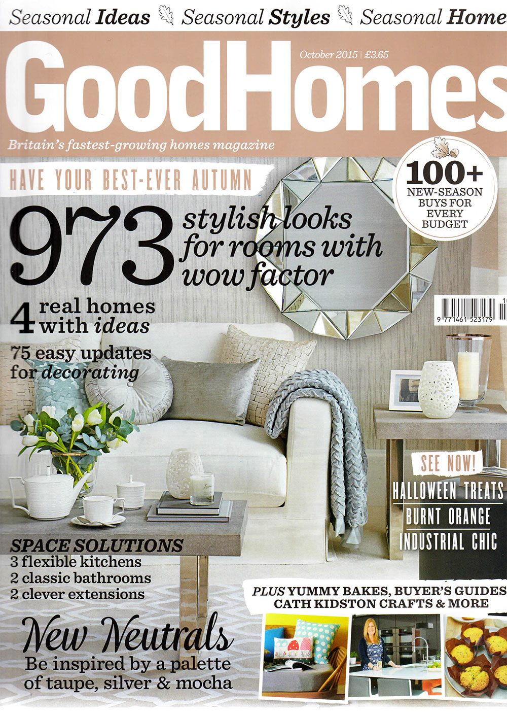 ledbury carpets in good homes magazine