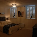 Ledbury Carpets & Interiors supply wooden window Shutters in Hereford Ledbury Malvern and ross