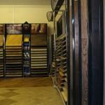 Karndean and wood flooring department at Ledbury Carpets & Interiors, Herefordshire