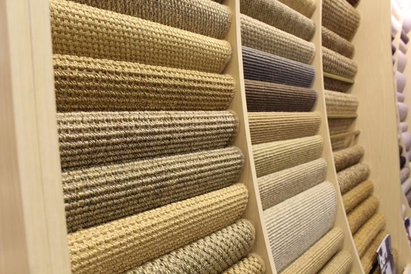 Sisal, Coir, Seagrass and Jute at Ledbury Carpets & Interiors, Herefordshire