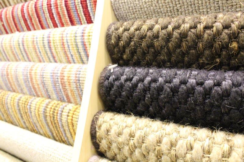 Natural Flooring at Ledbury Carpets & Interiors, Herefordshire