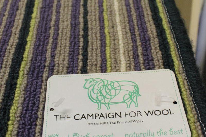 Wool Carpets at Ledbury Carpets & Interiors, Herefordshire