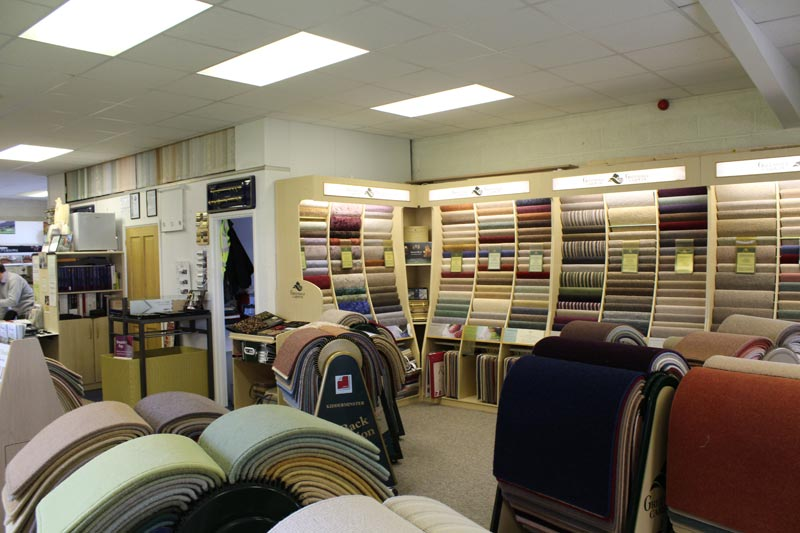 Huge range of Carpets to browse at Ledbury Carpets & Interiors, Herefordshire