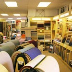 click here to see the ledbury carpets and interiors store