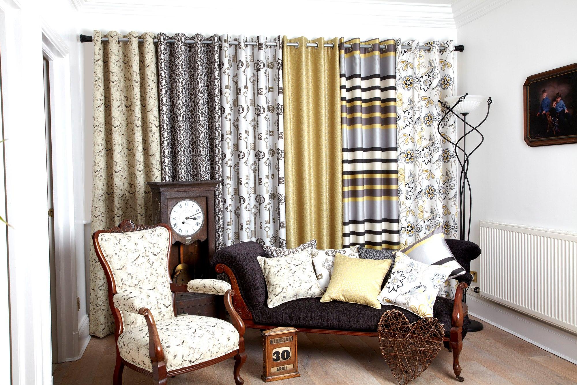 Bill Beaumont Curtains Brands Ledbury Carpets And
