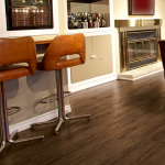 Vusta Distressed Olive Wood Flooring