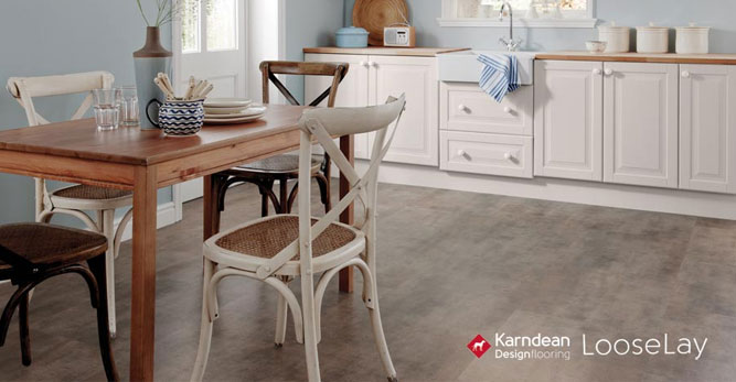 Focus On Karndean Looselay Vinyl Flooring Range