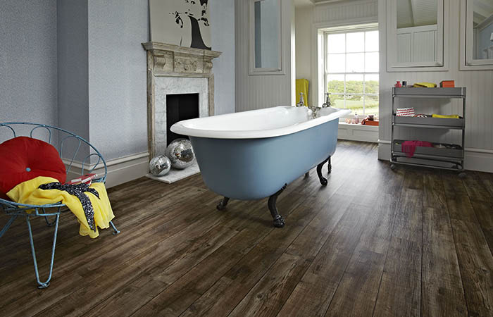 Karndean Flooring at Ledbury Carpets and Interiors
