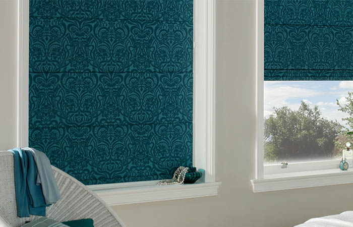 Blinds at Ledbury Carpets and Interiors